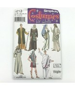 Simplicity 4213 size XS-XL A Bible Jesus Roman Nativity Costume Pattern PT2 - $10.95