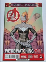 The Avengers #37  (2013 5th Series) High Grade Collectible Comic Book MARVEL! - $9.99