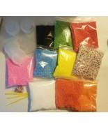 Slime Supplies Foam Balls, Charms & Storage Bowls Kids Crafts DIY US  New - $7.21