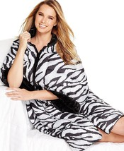 Charter Club 3-in-1 Blanket/Throw/Wrap 62″x54″, Bengal Tiger - $44.90