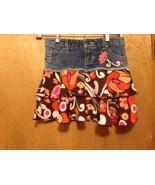 Mary Kate & Ashley denim skirt size 7 girls waist 24 LENGTH IS 13 has 2%... - $1.95