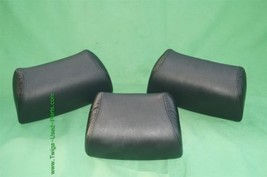 06-10 Lexus IS250 IS350 Leather Rear Headrest Head Rest Black Middle Rh Lh Set