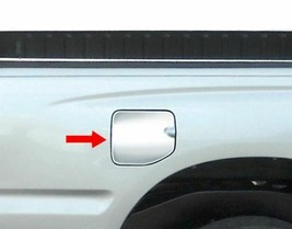 Fits For 00-04 Toyota Tacoma Gas Cap Chrome Stainless Steel Fuel Cover - $42.00