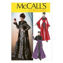 McCall Pattern Company M6818 Misses' Costumes Sewing Template, Size AX5 ... - $13.36