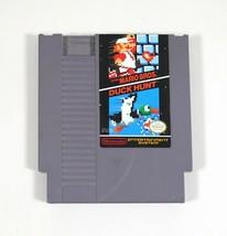 Used Super Mario Bros. / Duck Hunt - NES 1985 - $7.00