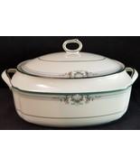 Noritake LYNDENWOOD Oval Covered Vegetable Dish Casserole - $233.71
