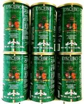 D'Aquino Decaffeinated Espresso Blend Ground Coffee(Italian Espresso) 16... - $89.09