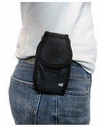 Nite Ize Nylon Cargo Cell Phone Pouch for iPhone 12 Mini, Rugged, Strong... - $29.60