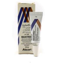 Maxitrol Eye Ointment 3.5g Free Shipping - $17.80