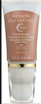 Revlon Age Defying Spa Foundation Bronze Light & Creme Gloss Just Blushed - $17.52