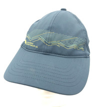 Columbia Sportswear Omni Freeze Blue Baseball Cap Hat Adjustable Strapback - $14.69