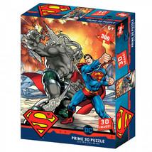 DC Comics Superman vs. Doomsday 3D Image 300pc Puzzle Multi-Color - $19.98