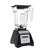 Blendtec Total Blender Classic, with FourSide Jar, Black - $483.71 CAD