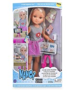Nancy Un Día As Youtuber Doll Includes Assorted Accessories And App 100%... - $260.44
