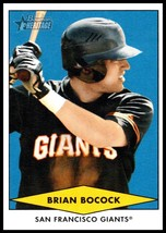 2007 Bowman Heritage Prospects #BHP75 Brian Bocock NM-MT San Francisco G... - $1.49