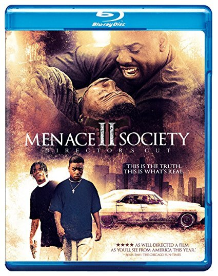 Menace II Society Director's Cut [Blu-ray] (1993)