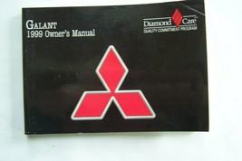 1999 mitsubishi galant owners manual parts new original - $17.57