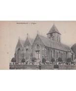 Reninghelst l eglise church antique postcard 48817 p thumbtall