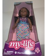 """My Life As 18"""" Poseable Mermaid Explorer Doll African American Brand New... - $38.69"""