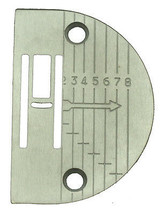237 Throat Plate Needle Plate 352105-840 Designed To Fit Singer - $7.53