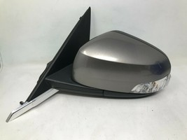 2009 Jaguar XF Driver Side View Power Door Mirror Gray OEM G225002 - $449.99