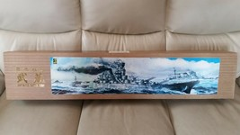 Doyusha 1/250 IJN Battleship Musashi 武蔵 over 1 m long,  Motorized Model Kit  - $239.40