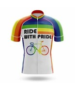 Ride With Pride Cycling Jersey - $29.00