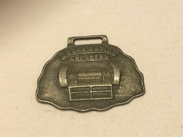 Vintage Watch Fob - Cedar Rapids Crushers - $30.00