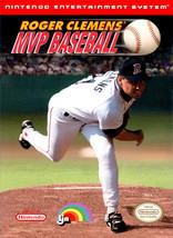 Roger Clemens' MVP Baseball NES Loose - $9.69