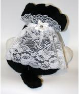 Wedding Veil Type Collar for Medium Dogs - Custom Options Available - $25.00