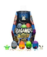 Dragamonz, Ultimate Dragon 6-Pack, Collectible Figure and Trading Card Game - $29.69