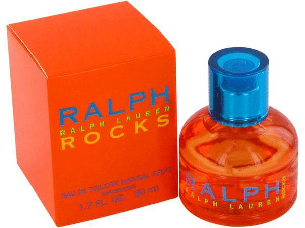 Ralph Lauren Rocks Perfume 1.7 Oz Eau De Toilette Spray