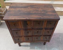Mid Century Birch Record Cabinet  (BM) - $299.00