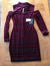 Guess Womens Velvet Dress Size 0 0044 - $127.71