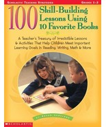 100 Skill Building lessons using favorite books teacher resource lunsfor... - $4.99