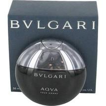 Bvlgari Aqua Pour Homme 1.7 Oz Eau De Toilette Cologne Spray  image 4