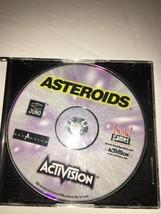 Asteroidi - PC CD Computer Gioco Disco Only Activision Generali Mills Te... - $9.73