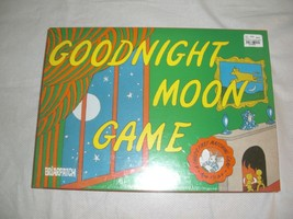 GOODNIGHT MOON GAME A CHILD'S FIRST MATCHING GAME AGE 3+ NEW SEALED  - $13.99