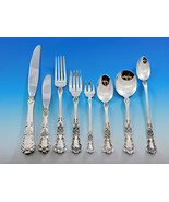 Buttercup by Gorham Sterling Silver Flatware Service for 12 Set 113 pcs ... - $6,750.00