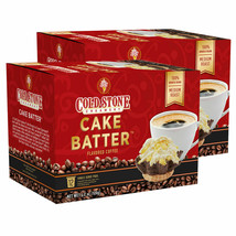 Cold Stone Creamery Cake Batter Flavor Coffee 24 to 168 Keurig K cups Pick Size - $21.99+