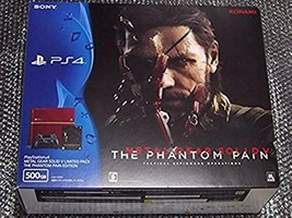 SONY PlayStation 4 Console METAL GEAR SOLID V THE PHANTOM PAIN Limited M... - $344.52