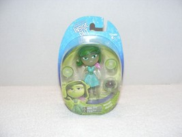"NIP DISNEY PIXAR INSIDE OUT DISCUST 3.5"" POSEABLE FIGURE WITH MEMORY SPHERE - $8.99"