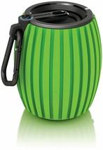 Philips SoundShooter Portable Bluetooth Wireless Mini Speaker Green Sbt3... - $35.09 CAD