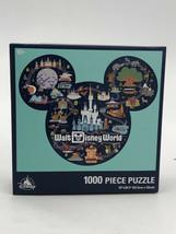 New Waly Disney Mickey Epcot Puzzle - $32.00