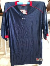 Arizona Wildcats Nike Jersey Football - XL NWT Officially Licensed NCAA Blue Red - $29.69
