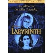 Labyrinth - Lenticular Slipcase 2X DVD ( Ex Cond.) - $14.80