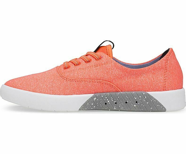Keds WF58211 Women's Studio Leap Coral Shoes, 6 Med image 3