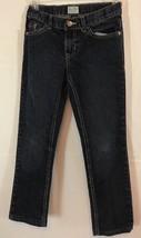PLACE Est. 89 Denim Girls Jean Pants Skinny Stretch Sz 10 Adjustable Waist - $13.54