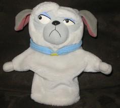 Rare Percy Pocahontas Mattel Hand Puppet Puppy Dog Plush Stuffed Toy Gra... - $17.09