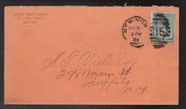 HOLLAND TRUST COMPANY NEW YORK NY DECEMBER 9 1889 - $2.98